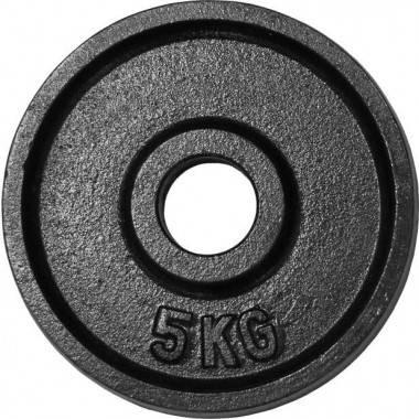 Zestaw obciążeń olimpijskich czarnych STAYER BO160 waga 160kg,producent: STAYER SPORT, photo: 1