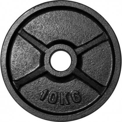 Zestaw obciążeń olimpijskich czarnych STAYER BO160 waga 160kg,producent: Stayer Sport, zdjecie photo: 2 | online shop klubfitnes