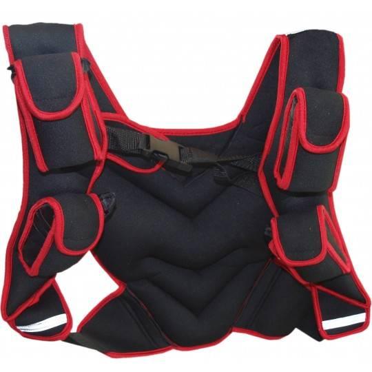 Kamizelka treningowa z regulowanym obciążeniem Stayer Sport 6,35kg,producent: Stayer Sport, zdjecie photo: 1 | online shop klubf