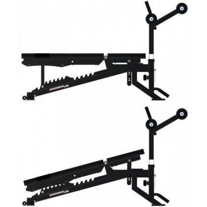 Przystawka do ławki MegaTec MB-OP-ABA | blokada nóg,producent: MegaTec, zdjecie photo: 22 | online shop klubfitness.pl | sprzęt