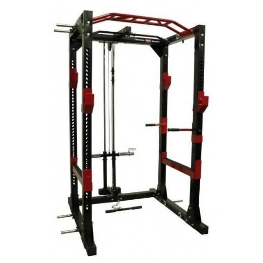 Klatka treningowa z wyciągiem Heavy Duty HD-SET-2000 Power Rack,producent: Heavy Duty, zdjecie photo: 1 | online shop klubfitnes