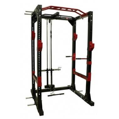 Klatka treningowa z wyciągiem Heavy Duty HD-SET-2000 Power Rack,producent: Heavy Duty, zdjecie photo: 1 | online shop klubfitnes