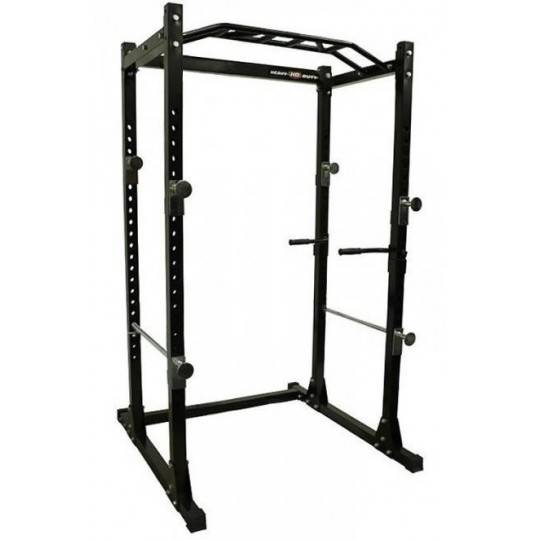 Klatka HEAVY DUTY Power Rack I z podporami i uchwytami,producent: HEAVY DUTY, photo: 1