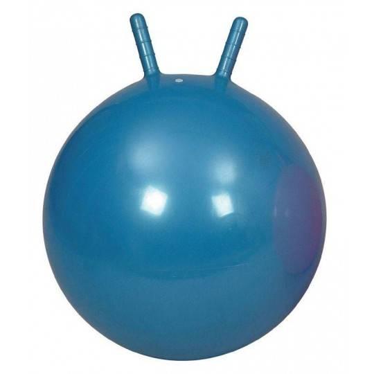 Piłka do skakania średnica 65 cm SPARTAN SPORT niebieska,producent: SPARTAN SPORT, photo: 1