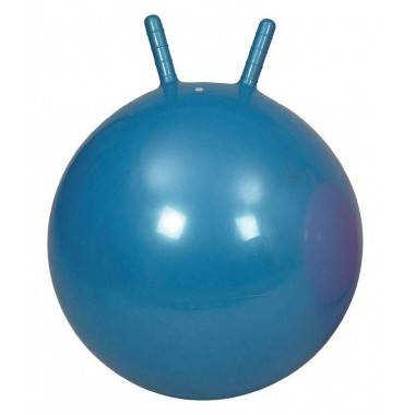Piłka do skakania średnica 65 cm SPARTAN SPORT niebieska,producent: SPARTAN SPORT, zdjecie photo: 1 | online shop klubfitness.pl