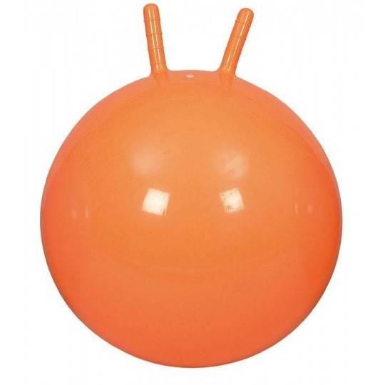Piłka do skakania średnica 55cm Spartan Sport   pomarańczowa,producent: SPARTAN SPORT, zdjecie photo: 1   online shop klubfitnes