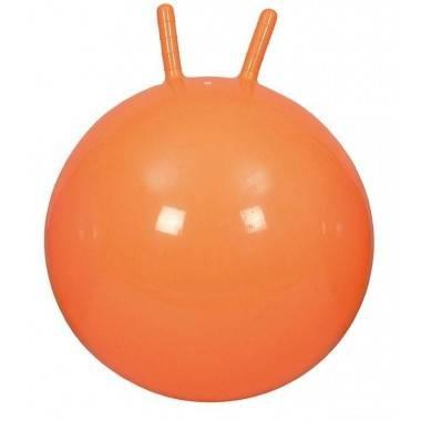Piłka do skakania średnica 55 cm SPARTAN SPORT pomarańczowa,producent: SPARTAN SPORT, photo: 1