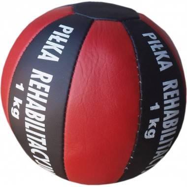 Piłka lekarska 1 kg A-SKI SPORT skóra syntetyczna,producent: A-SKI SPORT, photo: 1
