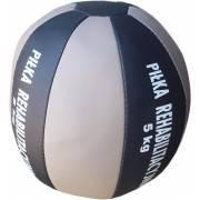 Piłka lekarska 5kg ASK-5 skóra syntetyczna Stayer Sport - 1 | klubfitness.pl | sprzęt sportowy sport equipment