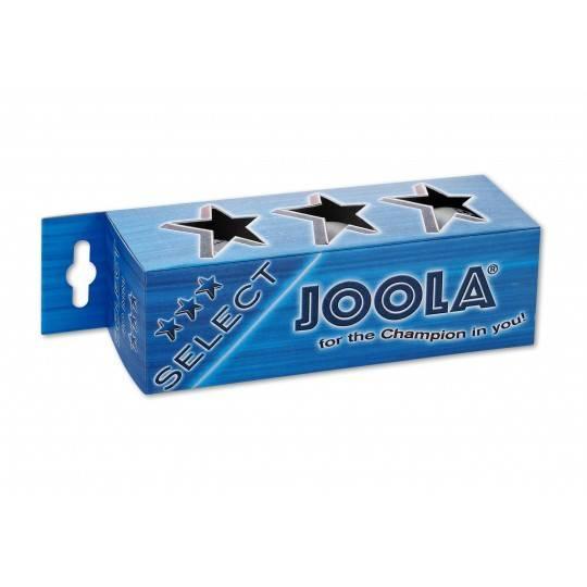 Piłeczki do tenisa stołowego JOOLA SELECT ***,producent: Joola, zdjecie photo: 1 | online shop klubfitness.pl | sprzęt sportowy