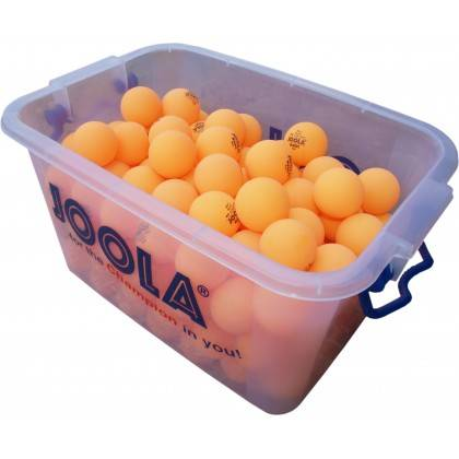 Piłeczki do tenisa stołowego 144 sztuki w pudełku JOOLA MAGIC dwa kolory,producent: Joola, zdjecie photo: 2 | online shop klubfi
