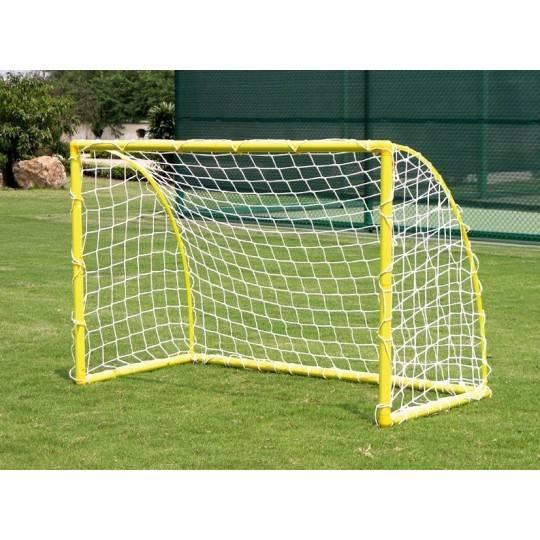 Bramka piłkarska 183 x 122 x 91,5 cm SPARTAN SPORT PVC żółta,producent: SPARTAN SPORT, zdjecie photo: 1 | online shop klubfitnes