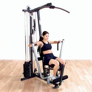 Atlas do ćwiczeń BODY-SOLID G1S wielofunkcyjny Body-Solid - 4 | klubfitness.pl | sprzęt sportowy sport equipment