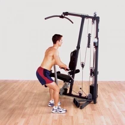 Atlas do ćwiczeń BODY-SOLID G1S wielofunkcyjny Body-Solid - 5 | klubfitness.pl | sprzęt sportowy sport equipment
