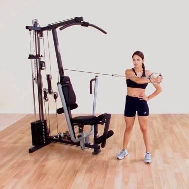 Atlas do ćwiczeń BODY-SOLID G1S wielofunkcyjny Body-Solid - 6 | klubfitness.pl | sprzęt sportowy sport equipment