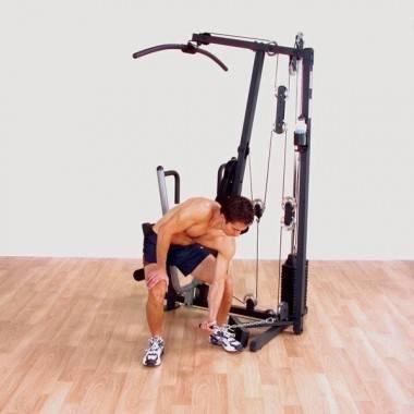 Atlas do ćwiczeń BODY-SOLID G1S wielofunkcyjny Body-Solid - 7 | klubfitness.pl | sprzęt sportowy sport equipment