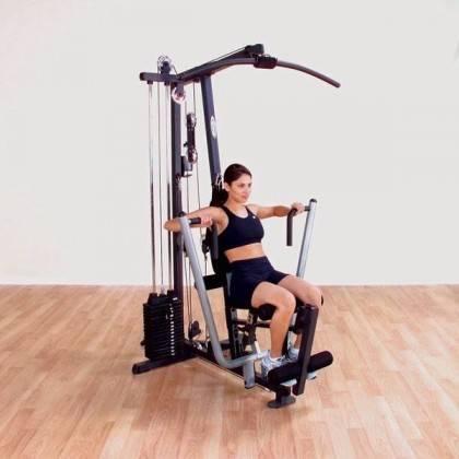 Atlas do ćwiczeń BODY-SOLID G1S wielofunkcyjny Body-Solid - 9 | klubfitness.pl | sprzęt sportowy sport equipment