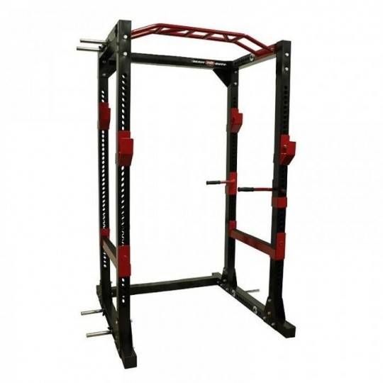 Klatka HEAVY DUTY Power Rack II z podporami i uchwytami,producent: HEAVY DUTY, photo: 1