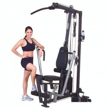Atlas do ćwiczeń BODY-SOLID G1S wielofunkcyjny Body-Solid - 2 | klubfitness.pl | sprzęt sportowy sport equipment