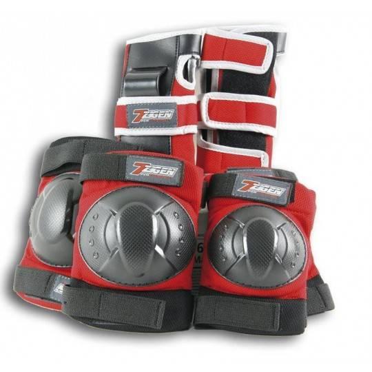 Ochraniacze dla dzieci Spartan Sport Street Gear | 6 elementów SPARTAN SPORT - 1 | klubfitness.pl | sprzęt sportowy sport equipm
