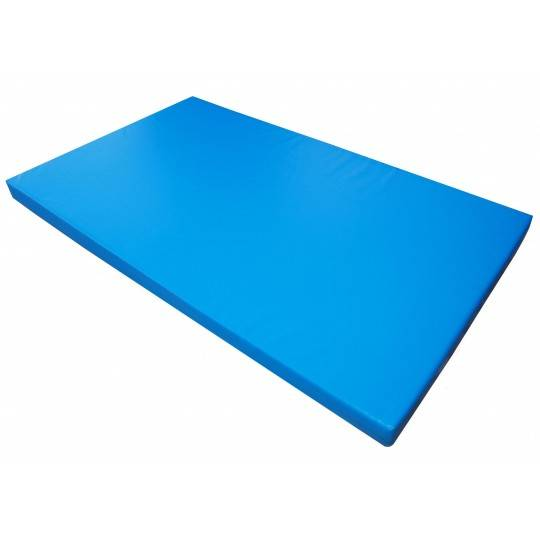 Materac gimnastyczny 120 x 200 x 10 cm pianka PVC,producent: A-SKI SPORT, photo: 1