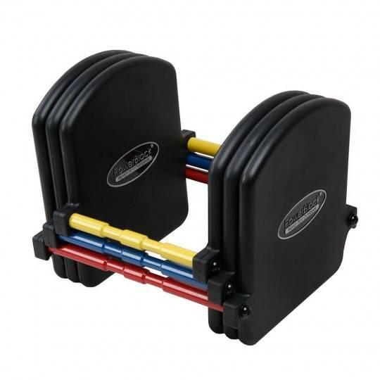 Obciążenie dodatkowe hantli KettleBlock PowerBlock PBKB4055 | 18-25kg PowerBlock - 1 | klubfitness.pl