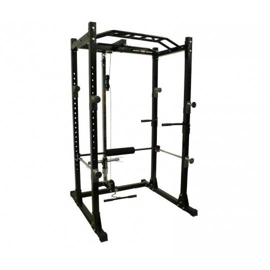 Klatka treningowa z wyciągiem Heavy Duty HD-SET-1000 Power Rack,producent: Heavy Duty, zdjecie photo: 1 | online shop klubfitnes