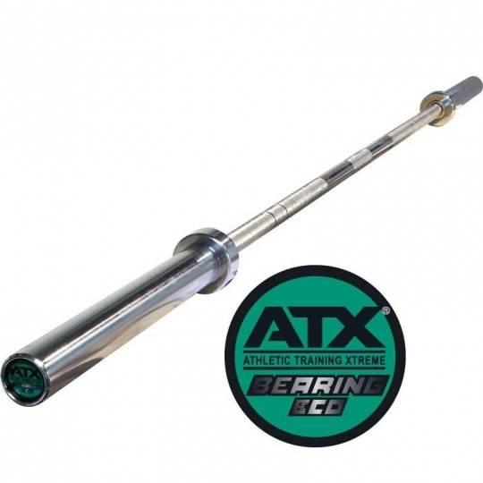 Gryf olimpijski prosty 220 cm ATX ECO-G Bar wytrzymałość 500kg,producent: ATX, photo: 1