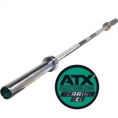 Gryf olimpijski prosty 220 cm ATX ECO-G Bar wytrzymałość 500kg,producent: ATX, photo: 2