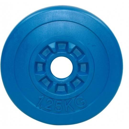 Obciążenie cementowe bitumiczne STAYER SPORT 30mm niebieskie,producent: Stayer Sport, zdjecie photo: 2 | online shop klubfitness