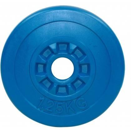 Obciążenie cementowe bitumiczne STAYER SPORT 30mm niebieskie,producent: Stayer Sport, zdjecie photo: 2   online shop klubfitness