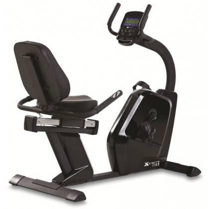 Rower treningowy poziomy SB2.5 Xterra Fitness | elektromagnetyczny Xterra Fitness - 1 | klubfitness.pl