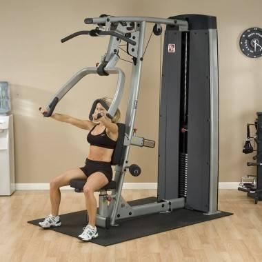 Maszyna ze stosem BODYSOLID PRODUAL DPLS-SF klatka piersiowa wypychanie siedząc,producent: BODY-SOLID, photo: 3