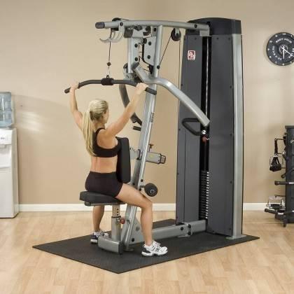 Maszyna ze stosem BODYSOLID PRODUAL DPLS-SF klatka piersiowa wypychanie siedząc,producent: BODY-SOLID, photo: 4