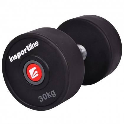 Hantla stała uretanowa Insportline Pro 30kg Insportline - 2 | klubfitness.pl