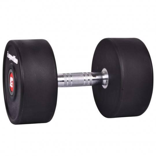 Hantla stała uretanowa Insportline Pro 30kg Insportline - 1 | klubfitness.pl | sprzęt sportowy sport equipment
