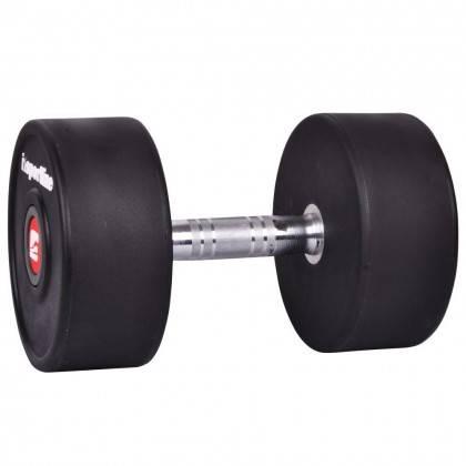 Hantla stała uretanowa Insportline Pro 30kg Insportline - 1 | klubfitness.pl
