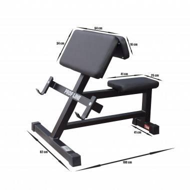 Stanowisko do ćwiczeń mięśni bicepsa Inter Atletika ST-303 modlitewnik,producent: INTERATLETIKA, photo: 2