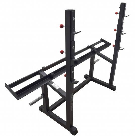 Stojak na hantle gryfy obciążenia Interatletika ST-409 black,producent: Interatletika, zdjecie photo: 1 | online shop klubfitnes
