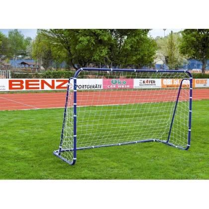 Bramka piłkarska 240 x 100 x 160 cm SPARTAN SPORT metalowa,producent: SPARTAN SPORT, zdjecie photo: 2   online shop klubfitness.