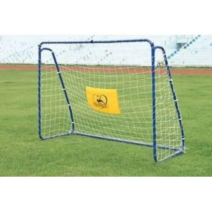 Bramka piłkarska 212x152x75 cm z matą SPARTAN SPORT metalowa,producent: SPARTAN SPORT, zdjecie photo: 3 | online shop klubfitnes