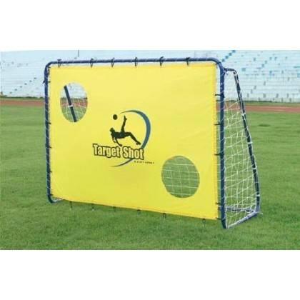 Bramka piłkarska 212x152x75 cm z matą SPARTAN SPORT metalowa,producent: SPARTAN SPORT, zdjecie photo: 2 | online shop klubfitnes
