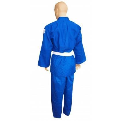 Kimono judo profesjonalne Sfjam-Noris White Tiger Excellence | 165cm | blue SFJAM NORIS - 2 | klubfitness.pl