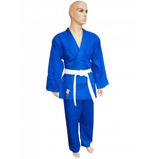 Kimono judo profesjonalne Sfjam-Noris White Tiger Excellence   165cm   blue,producent: SFJAM NORIS, zdjecie photo: 1   online sh