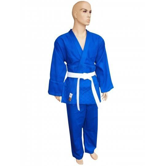 Kimono judo profesjonalne Sfjam-Noris White Tiger Excellence | 165cm | blue SFJAM NORIS - 1 | klubfitness.pl