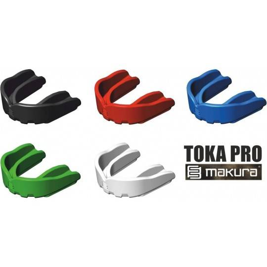 Ochraniacz szczęki MAKURA TOKA PRO SENIOR z pokrowcem,producent: MAKURA, photo: 1