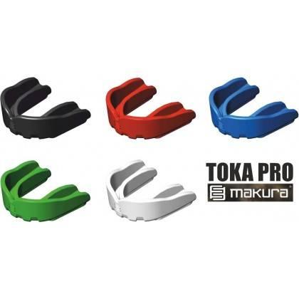 Ochraniacz szczęki pojedynczy Makura Toka Pro   senior,producent: MAKURA, zdjecie photo: 1   online shop klubfitness.pl   sprzęt