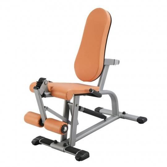 Trening obwodowy STEELFLEX CLE500 ORANGE mięśnie nóg,producent: STEELFLEX, photo: 1