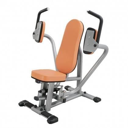 Trening obwodowy STEELFLEX CPD800 ORANGE mięśnie klatki piersiowej STEELFLEX - 1 | klubfitness.pl