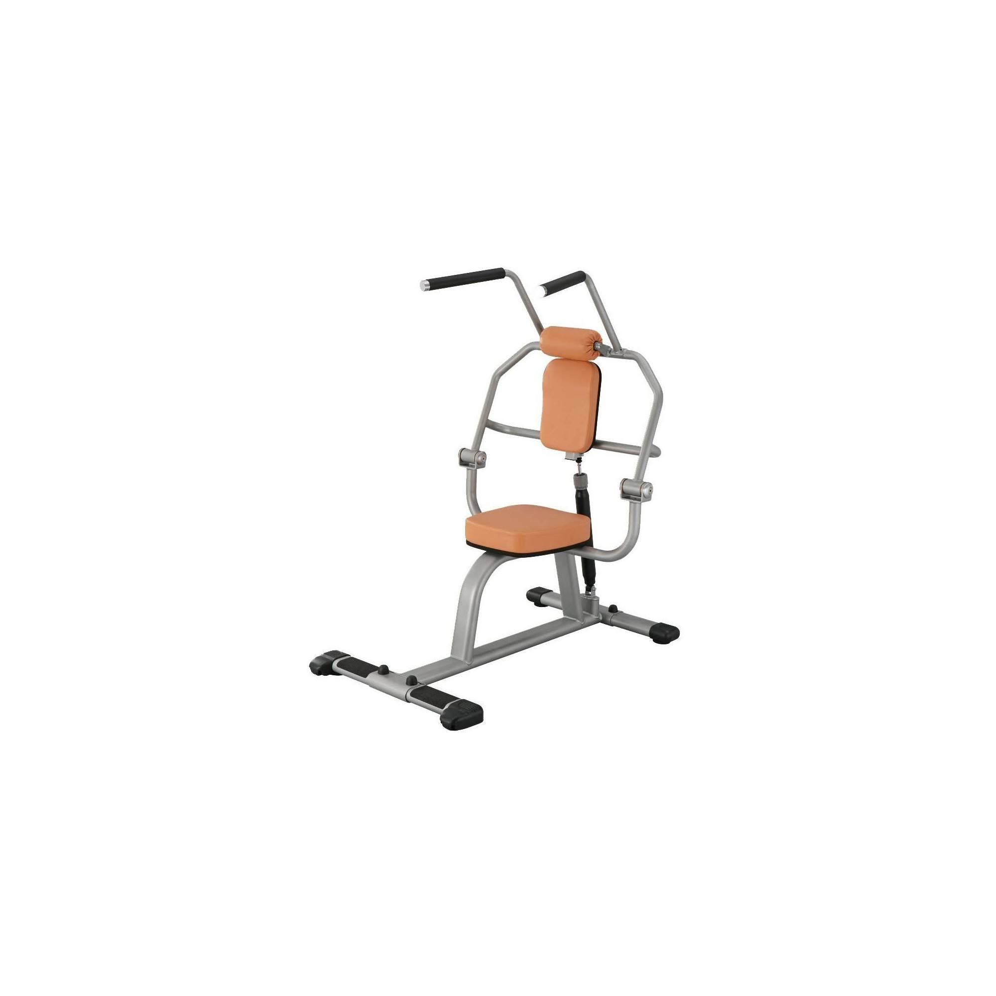 Trening obwodowy STEELFLEX CAB1000 ORANGE mięśnie brzucha STEELFLEX - 1 | klubfitness.pl